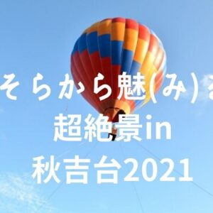 秋吉台で気球に乗ろう2021・夏季土日限定で「そらから魅(み)る超絶景in秋吉台」開催